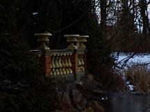 Dekoration im Schlosspark