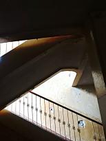 Hindenburghaus, Treppenaufgang